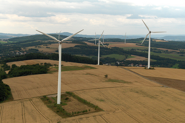 Windpark St. Wendel